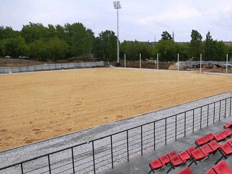 Стадион Калининнец