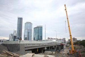 Капитальный ремонт Макаровского моста в г. Екатеринбург